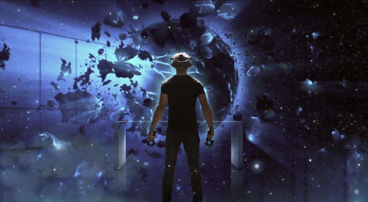 Десктопна віртуальна реальність