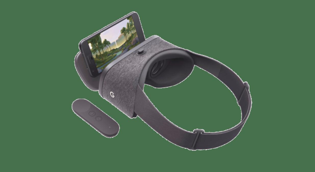 Мобільна віртуальна реальність